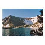 High Altitude Lake Postcards