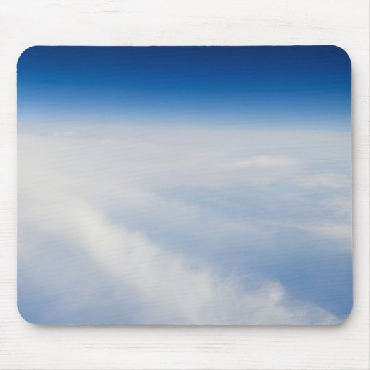 High altitude photo of Earth 2 Mouse Pad