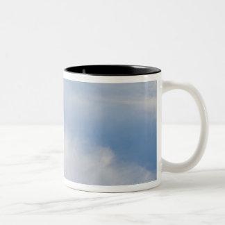 High altitude photo of Earth 2 Mugs