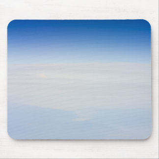 High altitude photo of Earth 3 Mouse Pad