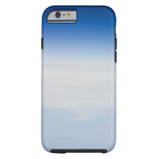 High altitude photo of Earth 3 Tough iPhone 6 Case
