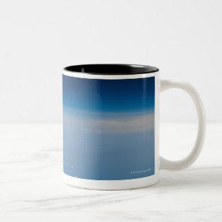 High altitude photo of Earth 4 Mugs