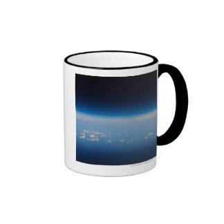 High altitude photo of Earth 4 Coffee Mugs