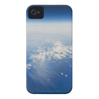 High altitude photo of Earth iPhone 4 Case-Mate Case