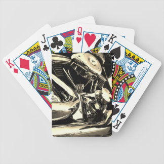 High and Mighty playing cards