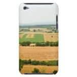 High angle view of a field, Siena Province, Barely There iPod Cases