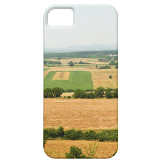 High angle view of a field, Siena Province, iPhone SE/5/5s Case