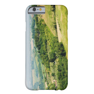 High angle view of a landscape, Siena Province, Barely There iPhone 6 Case