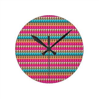High ATTITUDE Fashion GIFTS Jewels Crystal GEMS 99 Wall Clocks