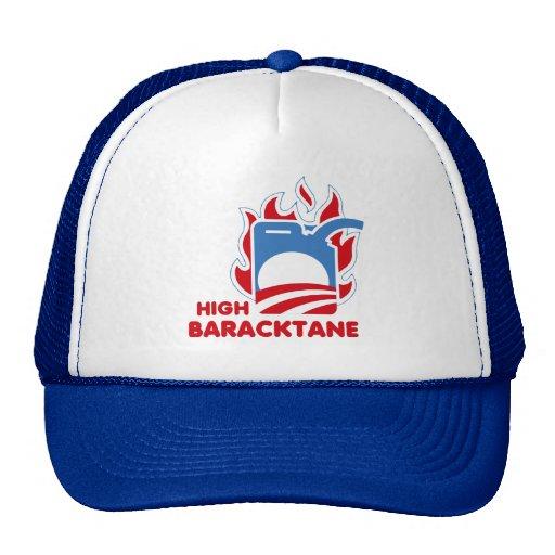 HIGH BARACKTANE TRUCKER HAT