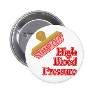 High Blood Pressure Button