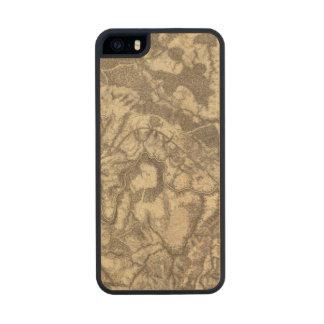 High Bridge and Virginia Carved® Maple iPhone 5 Case