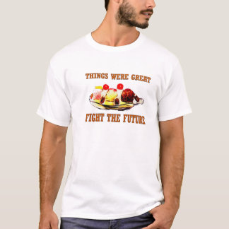 High Calorie Time Trip T-Shirt
