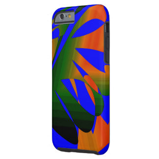 High Contrast Color iPhone 6 case Tough Style