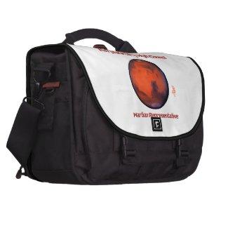 High Council Martian Representative Commuter Bag