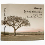 High Country Family Reunion Binder