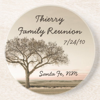 High Country Family Reunion Drink Coaster