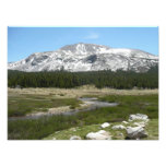 High Country Mountain Stream I Yosemite Park Photo Print