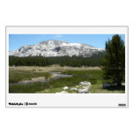 High Country Mountain Stream I Yosemite Park Wall Decal