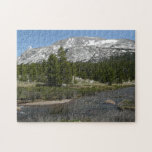 High Country Mountain Stream II Yosemite Park Jigsaw Puzzle