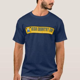 High Country SUP Sup-a-holic (Blue) T-Shirt