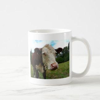 High Def Hereford Coffee Mug