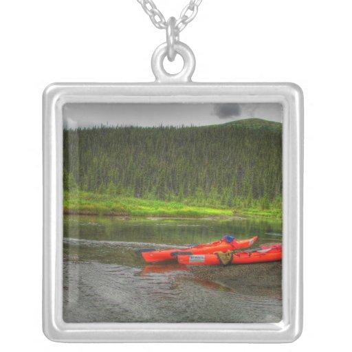 High Def Kayak Custom Jewelry