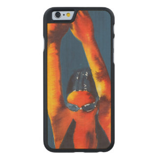 High Diver 2011 Carved® Maple iPhone 6 Slim Case