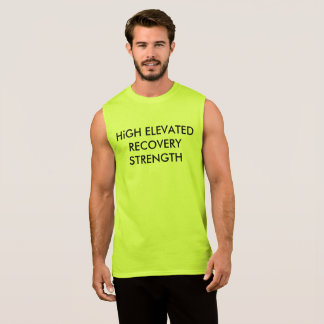 High Elevated Recovery Strength / HERS Sleeveless Shirt