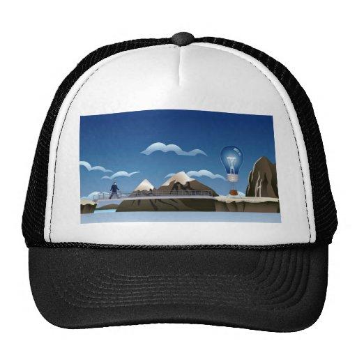 High end business ideas trucker hat | Zazzle