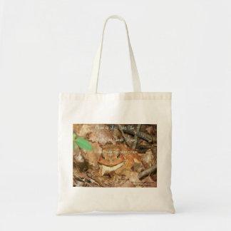 High End Retail Tote Canvas Bag