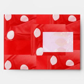 High Energy Divine Red Holy Spectrum Envelopes
