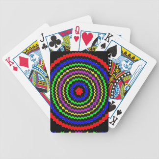 HIGH Energy ; TARGET Waves Poker Cards