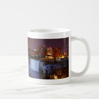 High Falls in Downtown Rochester New York Coffee Mug