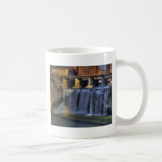 High Falls Rainbow Coffee Mug