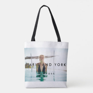 High Fashion Summer Tote Bag