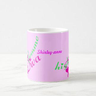 High Femme Diva Customizable Mugs