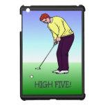 High five iPad mini cover