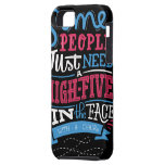 High five iPhone 5 S/SE Case