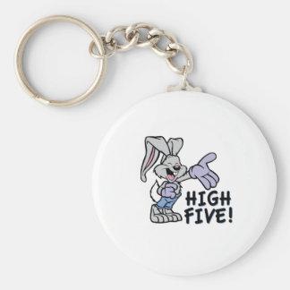 High Five Key Chain
