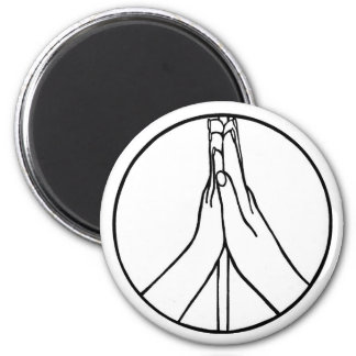 High Five Peace Sign magnets