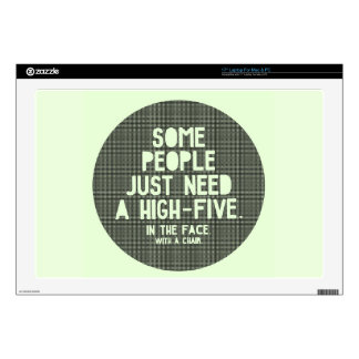 High-five Skin For Laptop