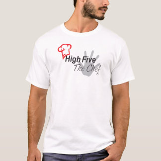 High Five the Chef t-shirt