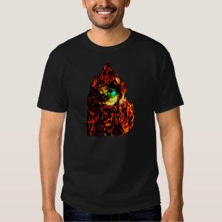 High Flame Astro Man Shirt