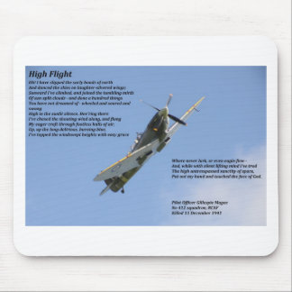 High Flight Mouse Pad
