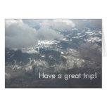 High Flight Vacation Card