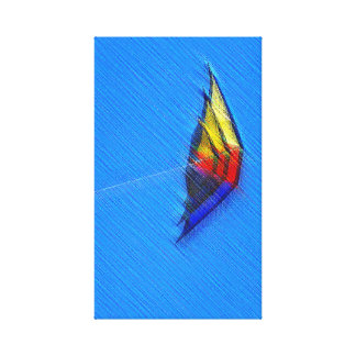 High Flying Canvas Print