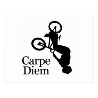 High Flying Carpe Diem Postcard