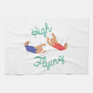 High Flying Kitchen Towels