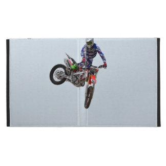 High Flying Motocross iPad Folio Covers